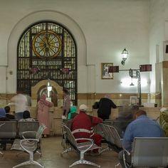 Poste Maroc in #Casablanca #Maroc #Morocco #travel #voyage #magazine #ipad #nowmaroc