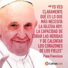 Biblioteca de Catholic-Link - Lo que la Iglesia necesita Papa Francisco Más