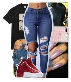 """field trip was fun ! "" by theyknowtyy ❤ liked on Polyvore featuring Gucci, Wrangler, Rebecca Minkoff and NIKE"