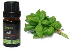 Basil 100% Pure Therapeutic Grade Essential Oil - 10ml ** Startling review available here  : basil essential oil