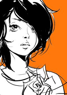 cover and orange by ~nancy0039 on deviantART