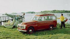 1958 Volvo PH Duett stationwagon retro s Volvo Station Wagon, Volvo Wagon, Volvo Cars, The Swede, Good Looking Cars, Car Brochure, Shooting Brake, Custom Big Rigs, Commercial Vehicle