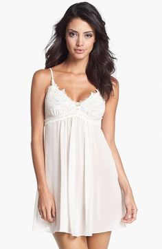 4be33f801e In Bloom by Jonquil Bridal Chemise available at  Nordstrom Honeymoon  Attire