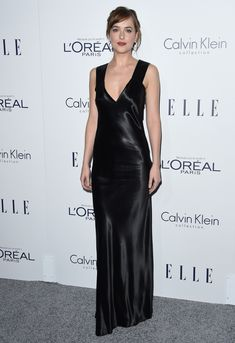 Dakota Johnson - 2015 ELLE Women in Hollywood Awards - Calvin Klein