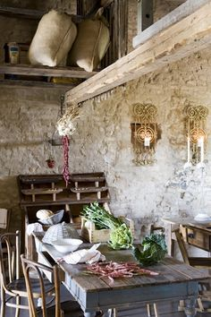 italian interior farmhouse decor kitchen rustic medieval country italy modern tuscan french cottage antique mill dining contemporary decorating villas plans