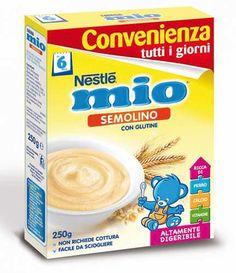 Prezzi e Sconti: #Nestlé mio semolina for the weaning with  ad Euro 2.25 in #Nestle it spa infant nutrit #Children foods for infants