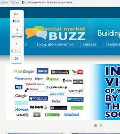 Social Market Buzz located at 4880 T St, Sacramento CA 95819 in Sacramento,CA offers Mass Media, Marketing.
