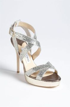 Jimmy Choo 'Vamp' Sandal available at #Nordstrom  i love these and want them so bad!!!! ugh why are they so expensive:(