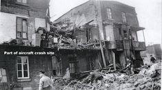 Griffintown Airplane Crash Site Apr 1944 | par Griff born