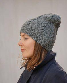 Knitted womens winter hat knit merino wool winter beanie  0397804d3938