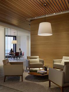 Bohlin Cywinski Jackson Financial Services Center HQ Office