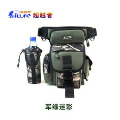 Cheap bolsa de pesca, Buy Quality fishing rod bag directly from China fishing tackle bag Suppliers: Ilure Outdoor Fishing Rod Bag Multifunctional Fish Waist Pack Handbag Camo Fishing Tackle Bag Messenger Bag bolsa de pesca Fishing Rod Bag, Fishing Tackle Bags, Fishing Pliers, Fishing Tools, Fishing Equipment, Camouflage, Fish In A Bag, Fishing Accessories, Waist Pack