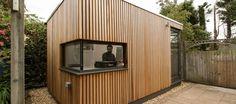 Garden Office Designs Garden Office Pod Brighton Green Studios Gallery