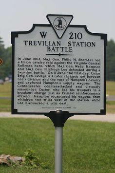 Trevilian Station Battle