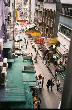 Soho, Hong Kong..I use to live two blocks from here. Miss this place