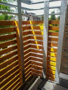 Balkon aus Stahl und Holz. Wartungsfrei und Beständig durch die Feuerverzinkung. Extrem kurze Montagezeiten durch nahezu komplette Vormontage.