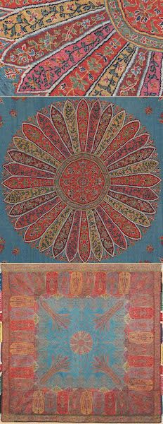 Read - Embroidered and Stitched Textile Fragments from Kashmir in the collection of the Calico Museum of Textiles, Anne Morrell, Sarabhai Foundation, 2017