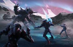 the art of Isaac Hannaford Halo 6, New Halo, Skyrim Cosplay, Anime Cosplay, John 117, Alien Concept Art, Armor Concept, Halo Master Chief, Halo Series
