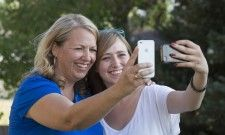 BYU grad-student research says taking and posting pictures of yourself doesn't necessarily mean you're a narcissist.