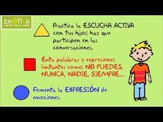 Comunicación positiva . Escuela de padres