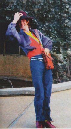 David Bowie, 1972