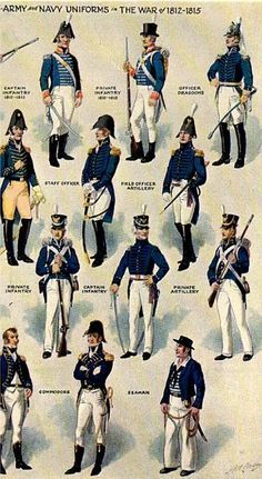 regency english navy - Google Search