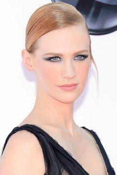 Emmy Awards 2012: Best in Beauty - January Jones