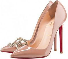 un-tamed bride - Sex(y) Louboutin pumps