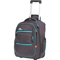 """Women's 17"""" Laptop Rolling Laptop Bags and Computer Bags - eBags.com"""