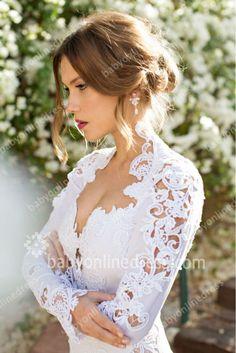 robe de mariée dentelle et décolleté dans le dos - Recherche Google