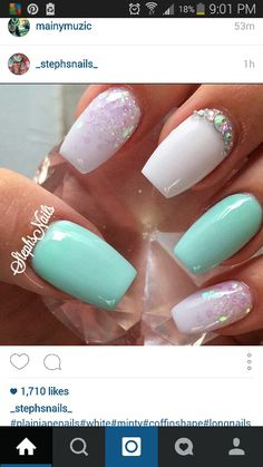 Tiffany blue