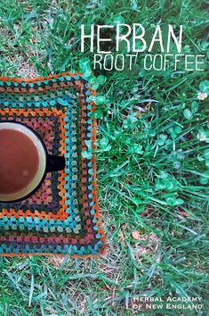 Herbal Coffee - Herban Root Coffee made with Dandelion and Chicory Root
