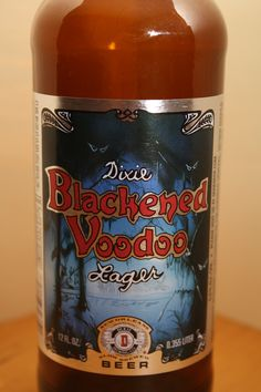 Dixie - Blackened Voodoo - One of my all time favs.  Great beer and great memories of drinking it.