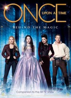 In this official companion to the hit show, you can go behind the magic, discovering everything that goes into the making of the enchanting series. The show's stars talk about portraying characters wh