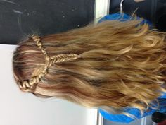 Another really cool braid by Abby :)