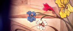 Suspiria - blue iris