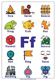 I have designed printable English alphabet posters for every letter to display on my classroom walls. The traditional one-sheet ABC poster. Alphabet Words, Alphabet Phonics, Alphabet Posters, Printable Alphabet, Alphabet Pictures, Letter B Worksheets, Letter Flashcards, Flashcards For Kids, Preschool Worksheets