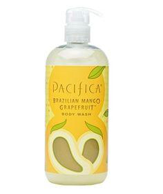 Pacifica Brazilian Mango Grapefruit Body Wash