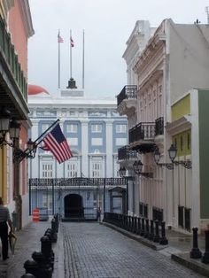 La Fortaleza -- The Governor's residence