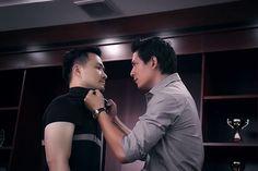 Trong phim, Bình Minh vào vai Quốc, chồng của Thanh Trúc http://phim.clip.vn/info/Nhung-Ngon-Nen-Trong-Dem-Phan-2/32389