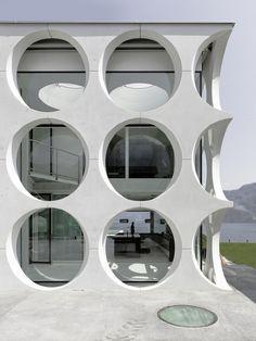 Philippe Stuebi Architekten & Eberhard Tröger - O House | Switzerland | Vierwaldestadtesee