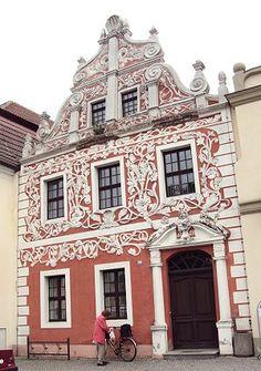 Luckau, Land Brandenburg, Germany