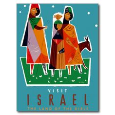 $$$ This is great for          Visit Israel ~ Land of the Bible ~ Vintage Travel Postcards           Visit Israel ~ Land of the Bible ~ Vintage Travel Postcards today price drop and special promotion. Get The best buyDiscount Deals          Visit Israel ~ Land of the Bible ~ Vintage Travel ...Cleck Hot Deals >>> http://www.zazzle.com/visit_israel_land_of_the_bible_vintage_travel_postcard-239616334931094182?rf=238627982471231924&zbar=1&tc=terrest