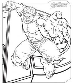 hulk from the avengers marvel coloring pages printable and coloring book to print for free. Find more coloring pages online for kids and adults of hulk from the avengers marvel coloring pages to print. Hulk Coloring Pages, Avengers Coloring Pages, Superhero Coloring Pages, Marvel Coloring, Coloring Pages For Boys, Disney Coloring Pages, Coloring Pages To Print, Free Coloring Pages, Printable Coloring Pages