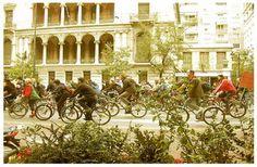 Athens Urban cycling