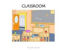 School Vocabulary See more: https://apieceofcakeenglish.com/2016/08/27/back-to-school-flashcards-i/