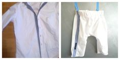 Boy's summerpants from anold men's shirt Kids Shorts, Nike Jacket, Athletic, Children, Boys, Jackets, Shirts, Fashion, Toddlers