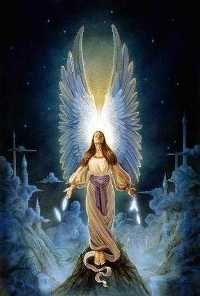 Los ángeles Vasariah, Yehuiah, Lehahiah y Chavakiah