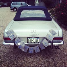 wedding benz...