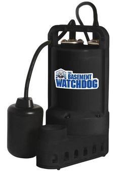 New Basement Watchdog Battery